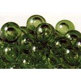 【カートン】バブルマーブル、グリーン 直径17mm 4,000個入
