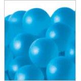 【カートン】フロスト、ブルー 直径25mm 1,250個入