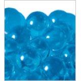 【カートン】ニューカラーマーブル、ブルー 直径15mm 6,000個入
