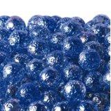 【カートン】水玉マーブル、コバルト 直径17mm 4,000個入