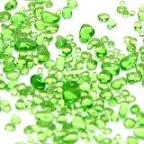 【カートン】クリスタルグラスサンド(A)グリーン1kg×25袋入