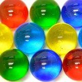 【カートン】カラーマーブル、ミックス 直径25mm 1,625個入(65×25入)
