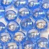 【カートン】オーロラ、ライトブルー 直径17mm 5,000個入(200×25入)